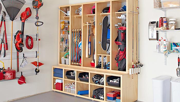 Garage Organizer Ideas Diy  DIY Garage Storage Ideas & Projects