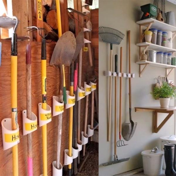 Garage Organizer Ideas Diy  10 Useful Garage Storage Ideas Diy
