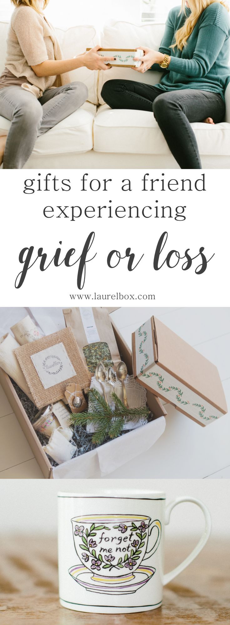 Gift Basket Ideas For Death In Family  The 25 best Sympathy ts ideas on Pinterest