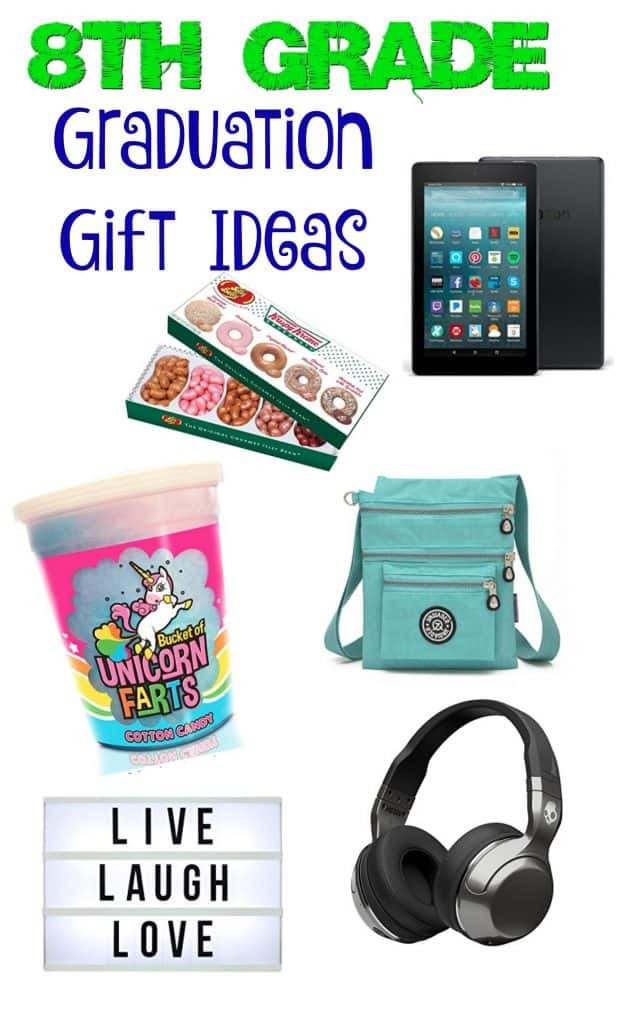 Gift Ideas For 8Th Grade Graduation  Practical Graduation Gift Ideas for ALL Ages & Graduate