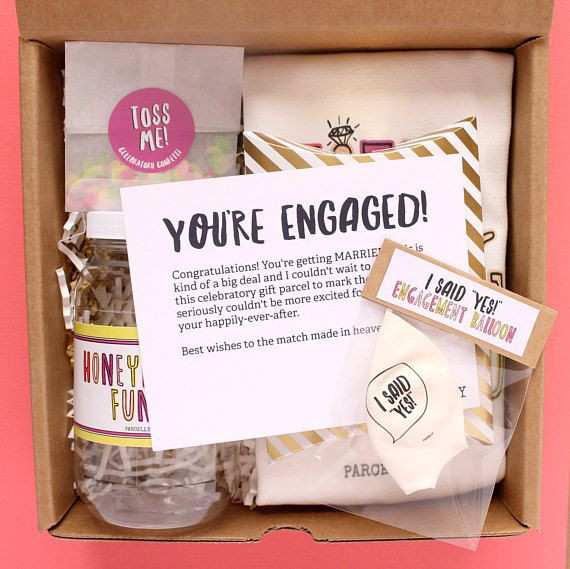 Gift Ideas For Engaged Couples  50 Most Unique Engagement Gifts for Her