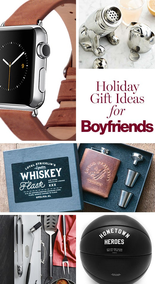 Gift Ideas For Traveling Boyfriend  24 Best Holiday Gift Ideas for Your Boyfriend in 2017