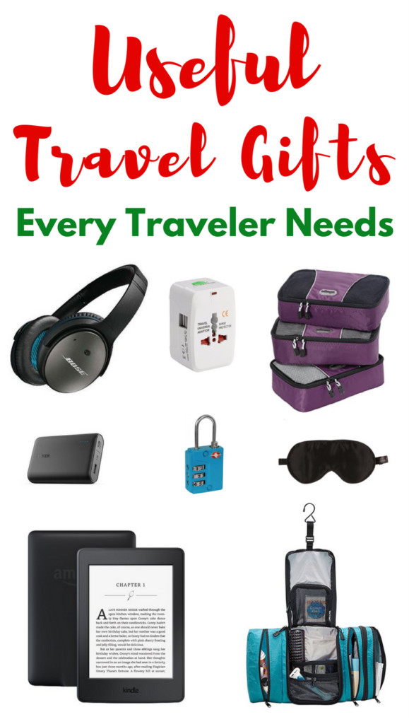 Gift Ideas For Traveling Boyfriend  Practical and Useful Travel Gifts That Every Traveler Needs
