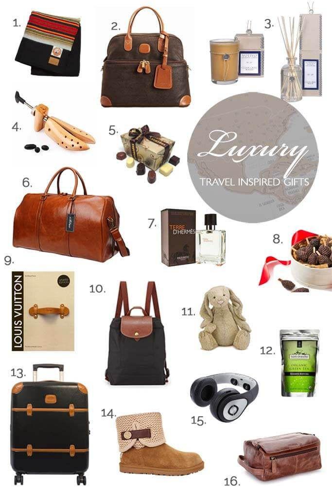 Gift Ideas For Traveling Boyfriend  Ultimate Travel Inspired Gift Guide for Men Women and Kids