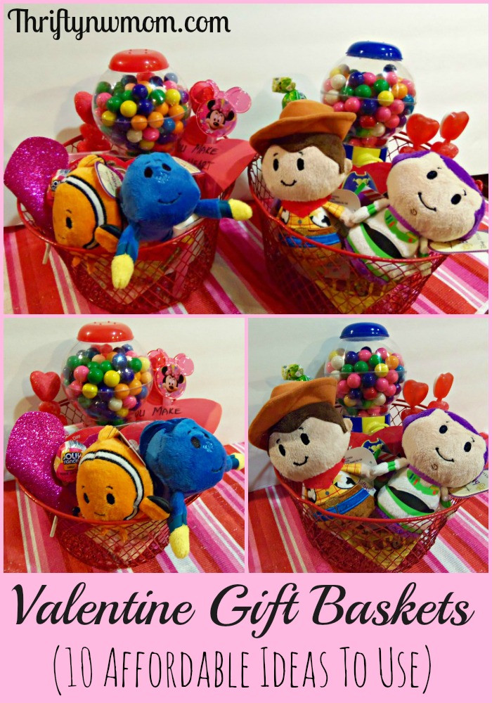 Gifts For Gifted Children  Valentine Day Gift Baskets 10 Affordable Ideas For Kids