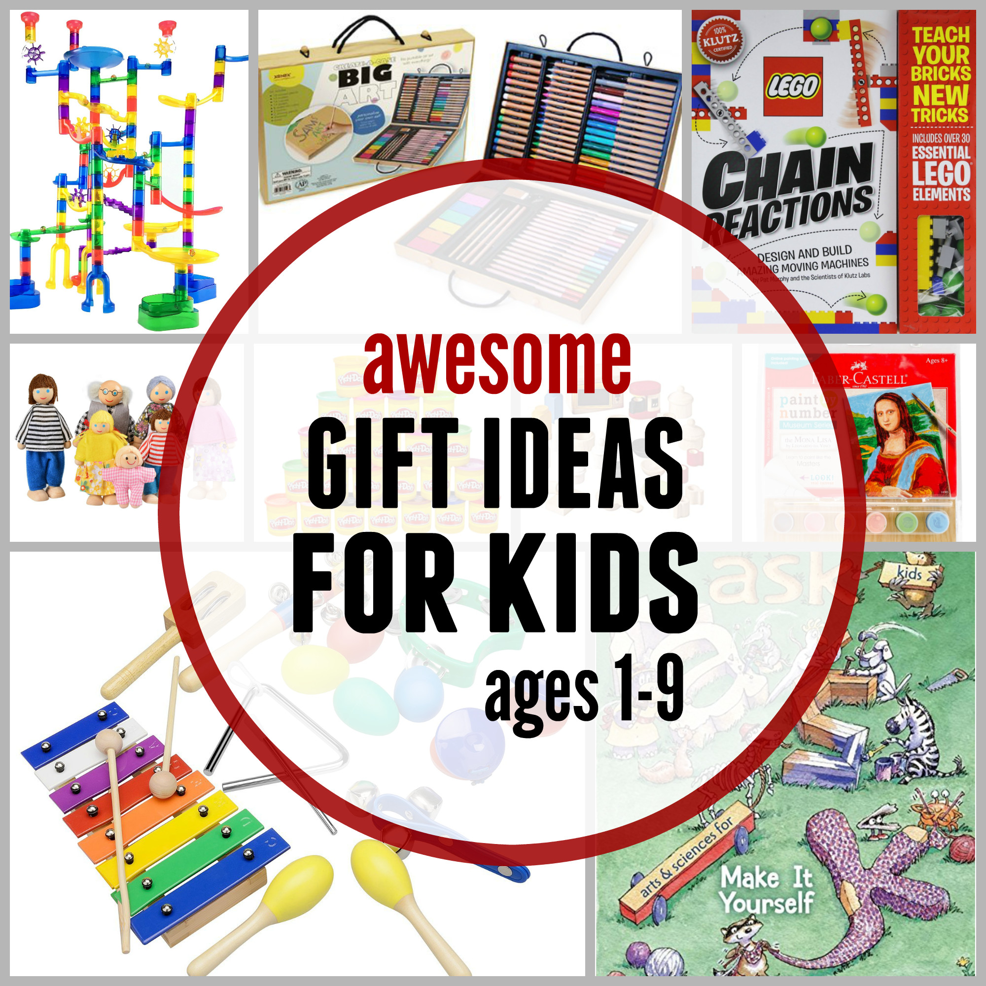 Gifts For Gifted Children  35 Awesome t ideas for kids The Measured Mom