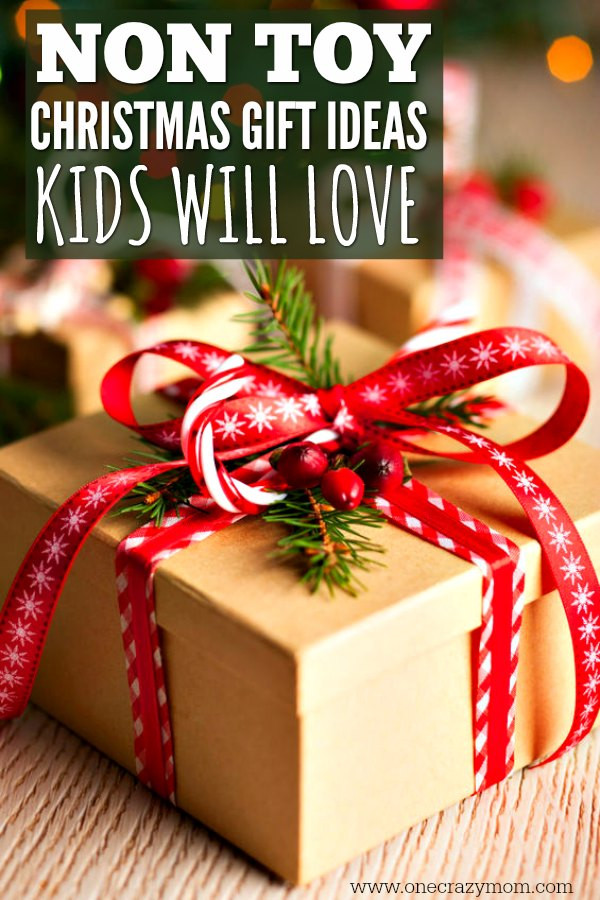 Gifts For Gifted Children  Non Toy Christmas Gift Ideas for Kids 25 Gift Ideas that