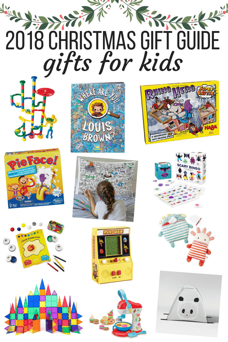 Gifts For Gifted Children  2018 Christmas Gift Guide Gifts for Kids & Babies – Love