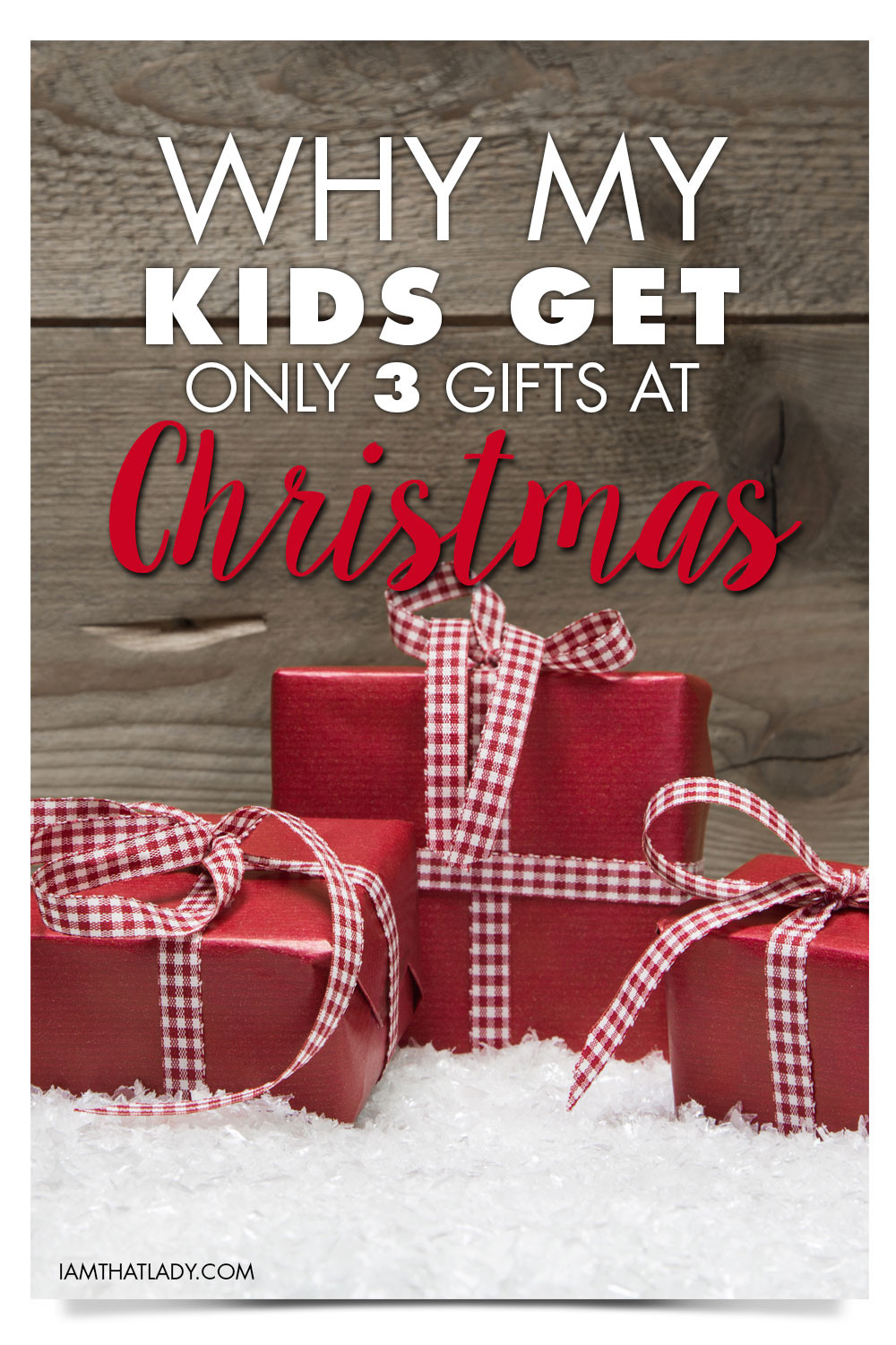 Gifts For Gifted Children  All about the 3 t Christmas rule and Why We Do It