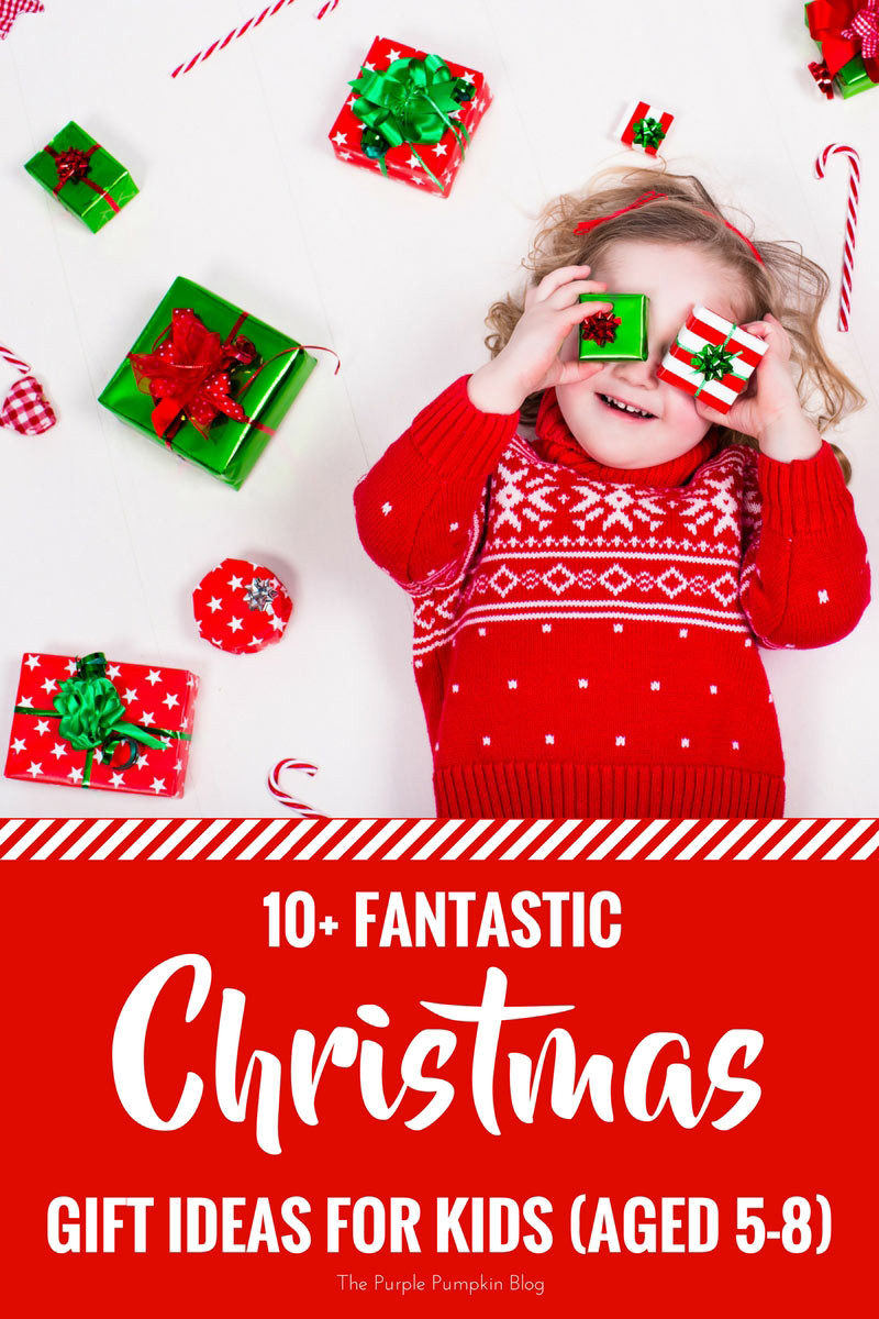 Gifts For Gifted Children  Fantastic Christmas Gift Ideas For Kids aged 5 8