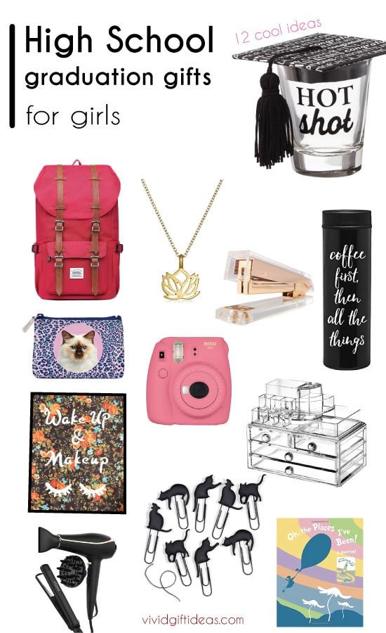 Girls High School Graduation Gift Ideas  12 Cool Graduation Gifts for The High School Girls Vivid