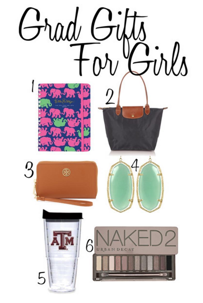 Girls High School Graduation Gift Ideas  Grad Gift Guide – Joyfully Abby