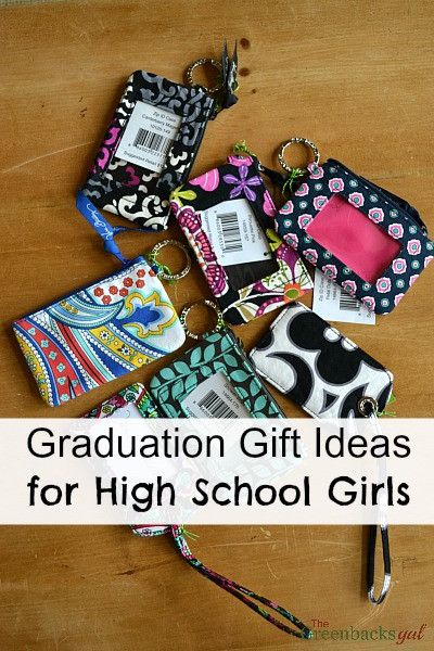 Girls High School Graduation Gift Ideas  Graduation Gift Ideas for High School Girl Natural Green Mom