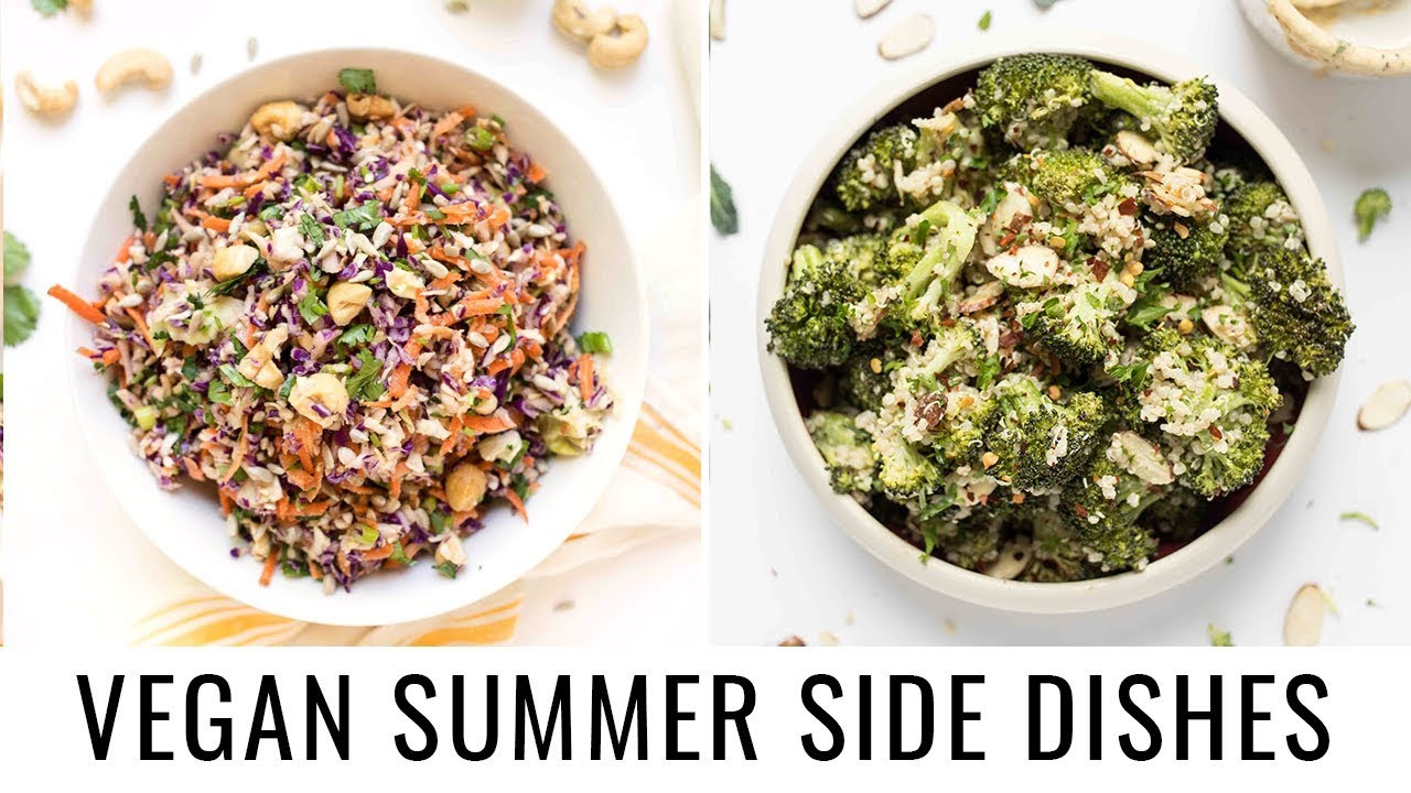 Gluten Free Side Dishes Summer  MUST TRY SUMMER SIDE DISHES