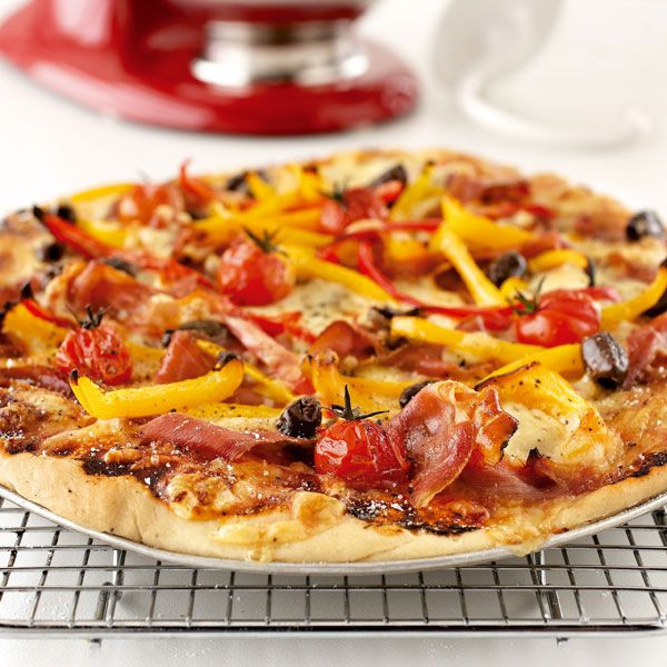Gourmet Pizza Dough Recipe  Gourmet Pizza Recipe Food