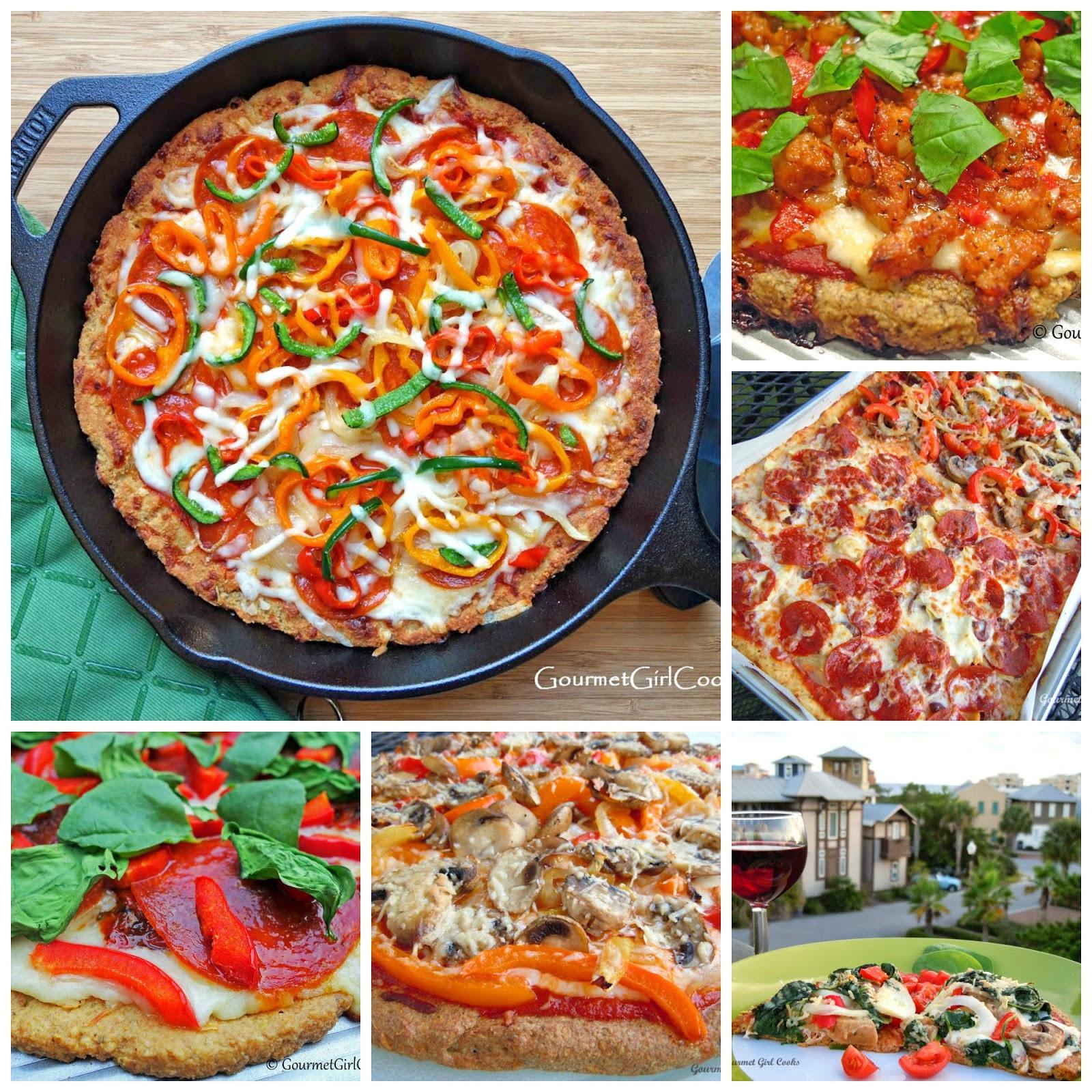 Gourmet Pizza Dough Recipe  Gourmet Girl Cooks 5 Amazing Pizza Crust Recipes Low