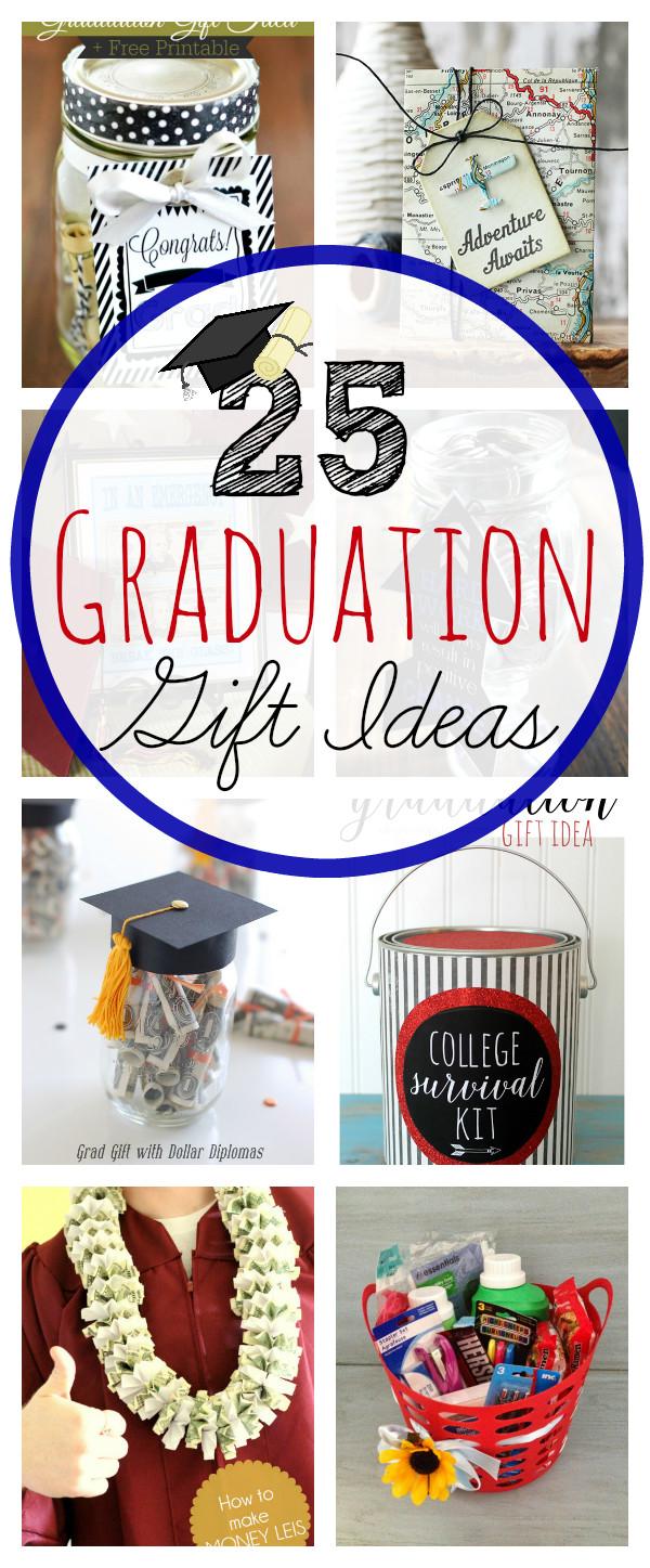 Graduation Day Gift Ideas  25 Graduation Gift Ideas