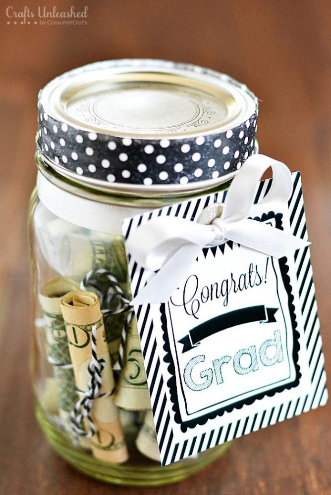 Graduation Day Gift Ideas  Congrats Grad Free Printable & Graduation Gift Idea
