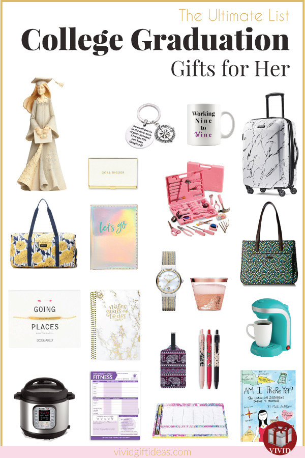 Graduation Gift Ideas For Daughter  25 College Graduation Gift Ideas For Daughter in 2019
