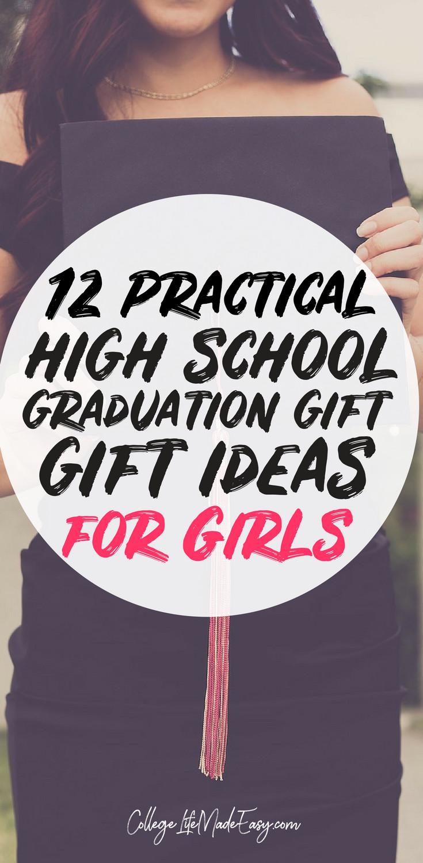 Graduation Gift Ideas For Daughter  12 Original & Inexpensive High School Graduation Gifts