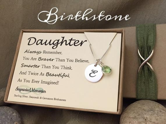 Graduation Gift Ideas For Daughter  Gifts for DAUGHTER t personalized Gift by ImprintedMemories
