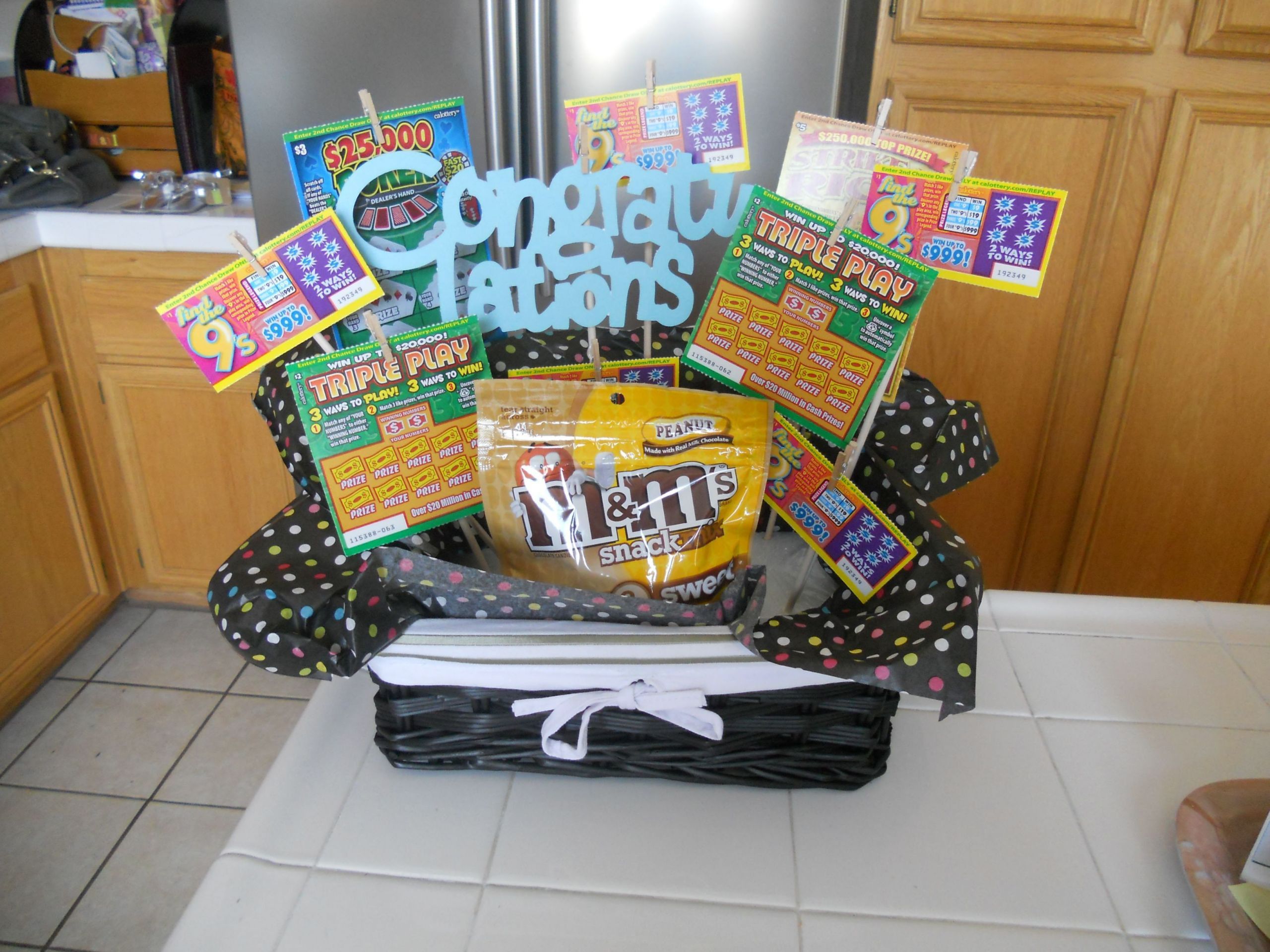 Graduation Gift Ideas For Friends  Best friend s graduation t Recreated it from an idea