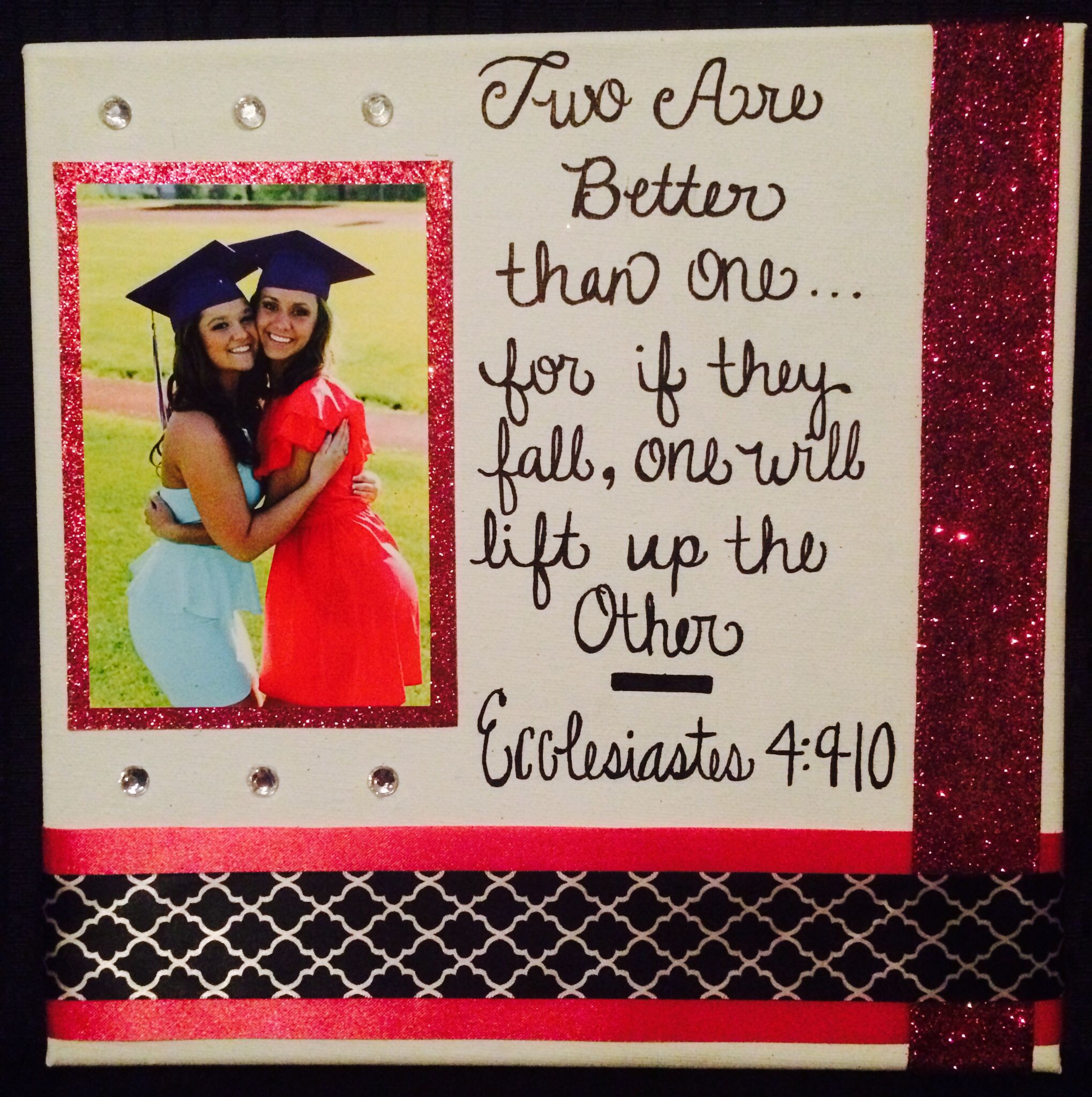 Graduation Gift Ideas For Friends  Bestfriend college go away t