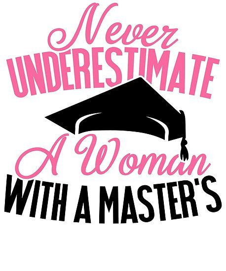 Graduation Gift Ideas For Her Masters Degree  Savvy Turtle Master s Graduation Gift Design for Women