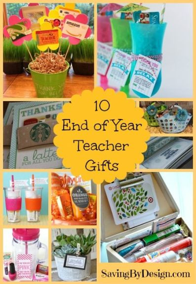 Graduation Gift Ideas For Teachers  Fun Graduation Gift Ideas for Kindergarten to College