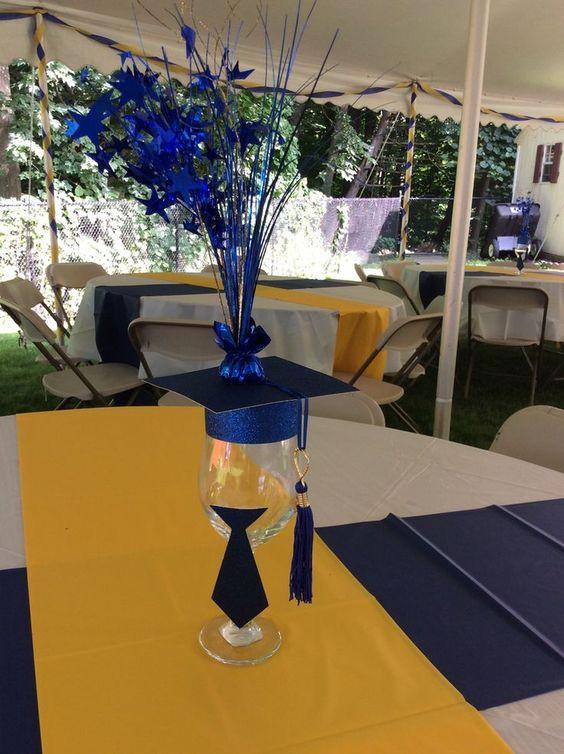Graduation Party Centerpiece Ideas  12 Graduation Party Centerpieces Perfect For Your
