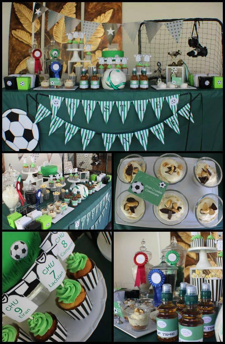 Graduation Party Centerpiece Ideas  50 DIY Graduation Party Decorations & Themes ⋆ DIY Crafts