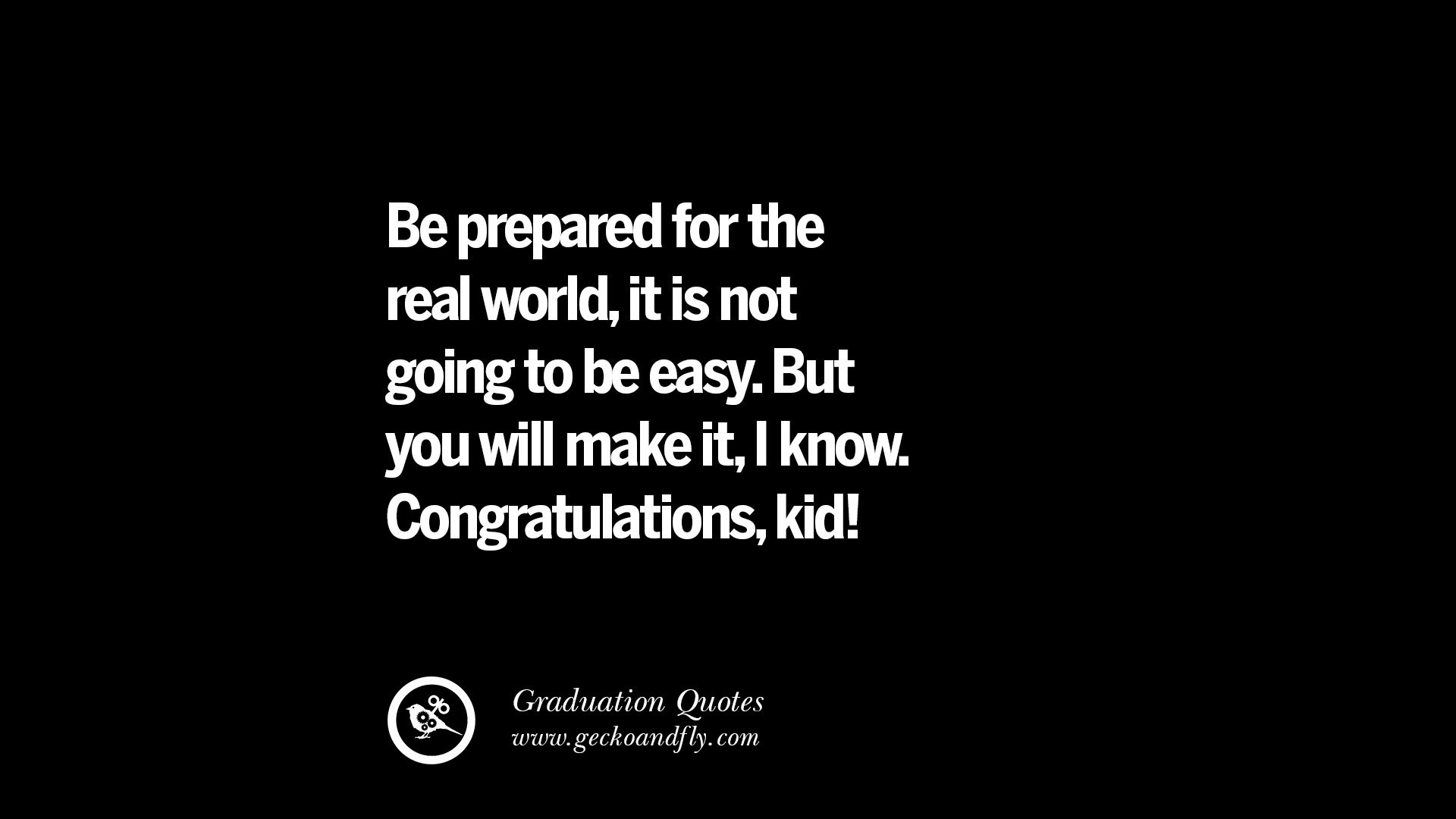 Graduation Quotes  30 Empowering Graduation Quotes For University College