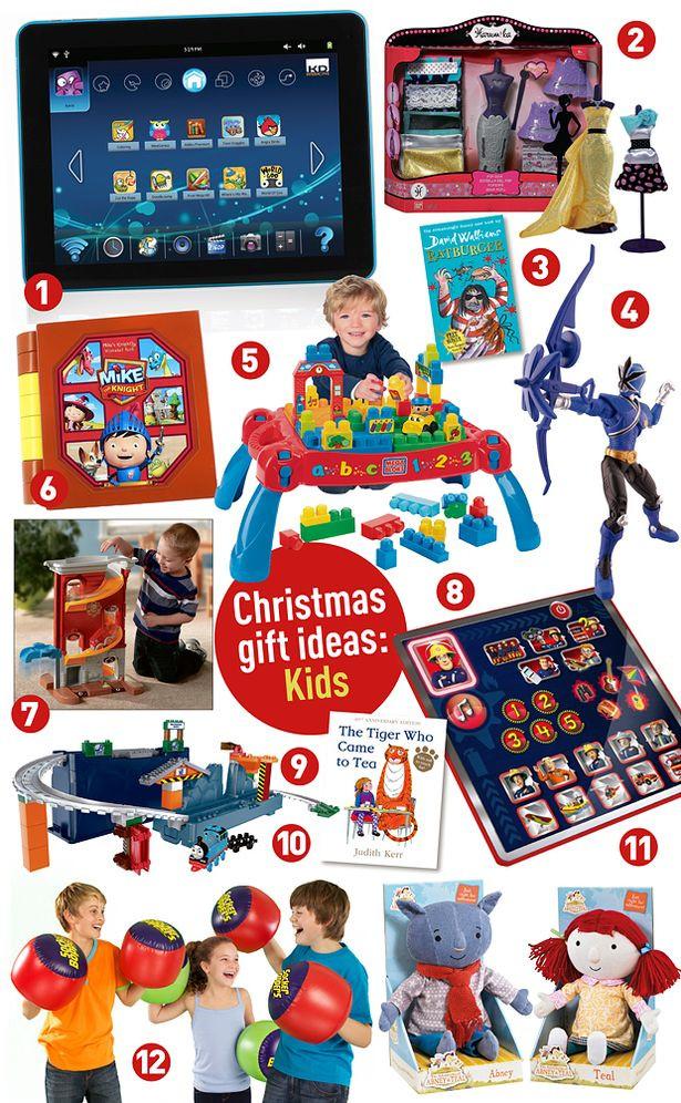 Great Gift Ideas For Kids  Christmas t ideas for children Adele s top 12 Adele