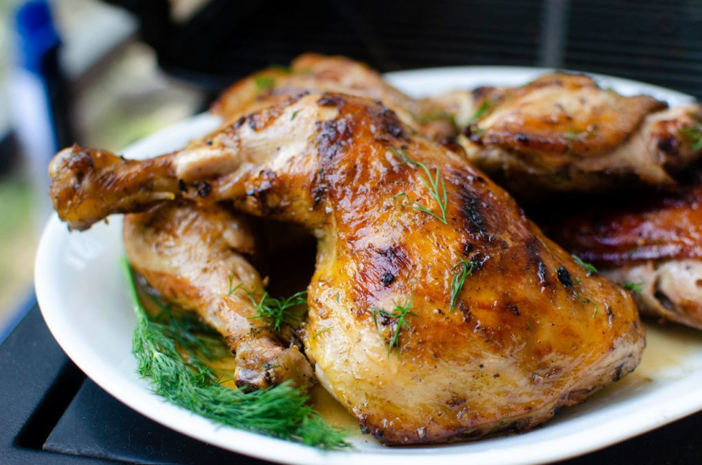 Grilled Chicken Thighs Marinade  5 Ingre nt Chicken Marinade Recipes You Can Make in a Jiffy