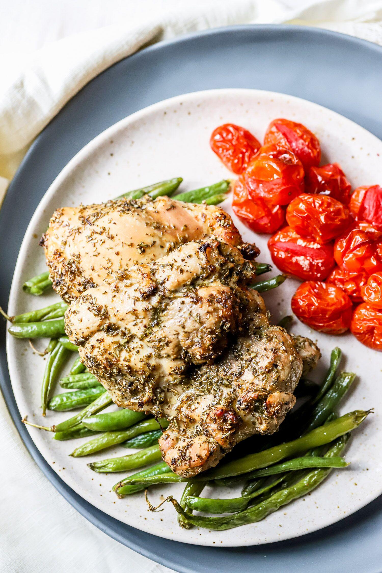 Grilled Chicken Thighs Marinade  Best Paleo Chicken Thigh Marinade Great for grilled