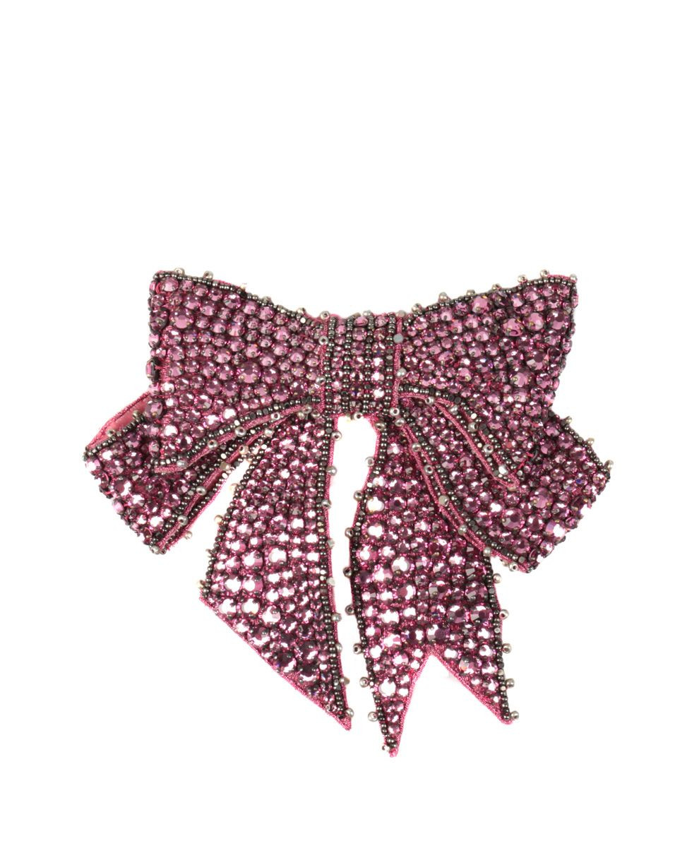 Gucci Brooches  Gucci Gucci Bow shape Brooch ROSA Women s Brooches
