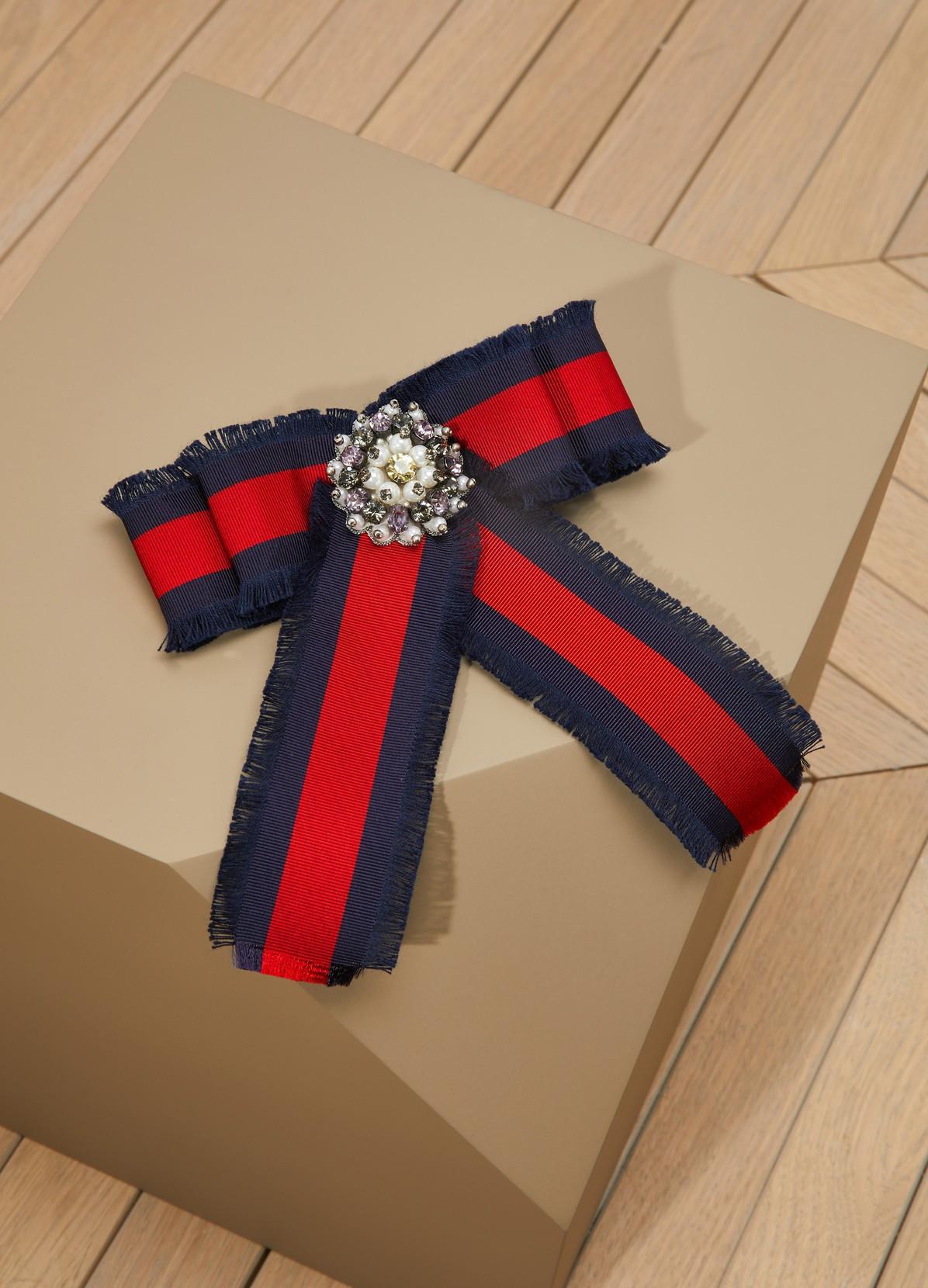 Gucci Brooches  Big Ribbon Brooch GUCCI