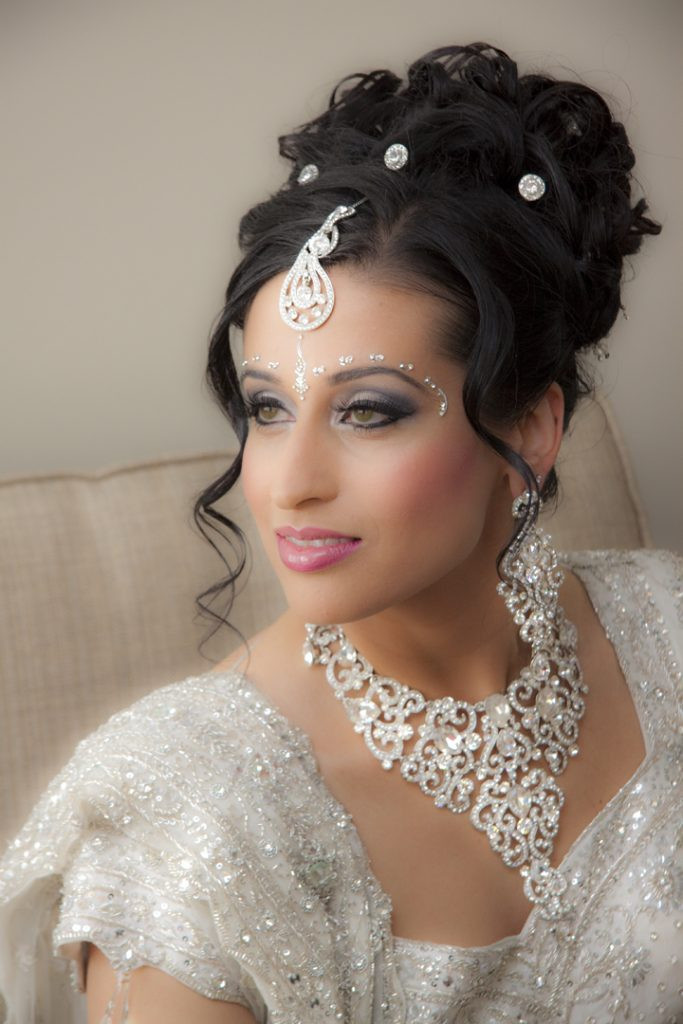 Hairstyles For Indian Brides  Wedding Hairstyles For Indian Women