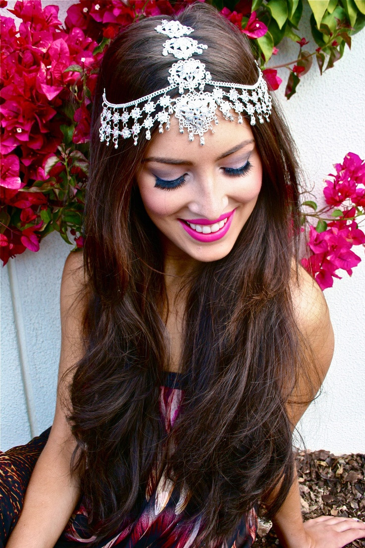 Hairstyles For Indian Brides  Latest Indian Bridal Wedding Hairstyles Trends 2019 2020