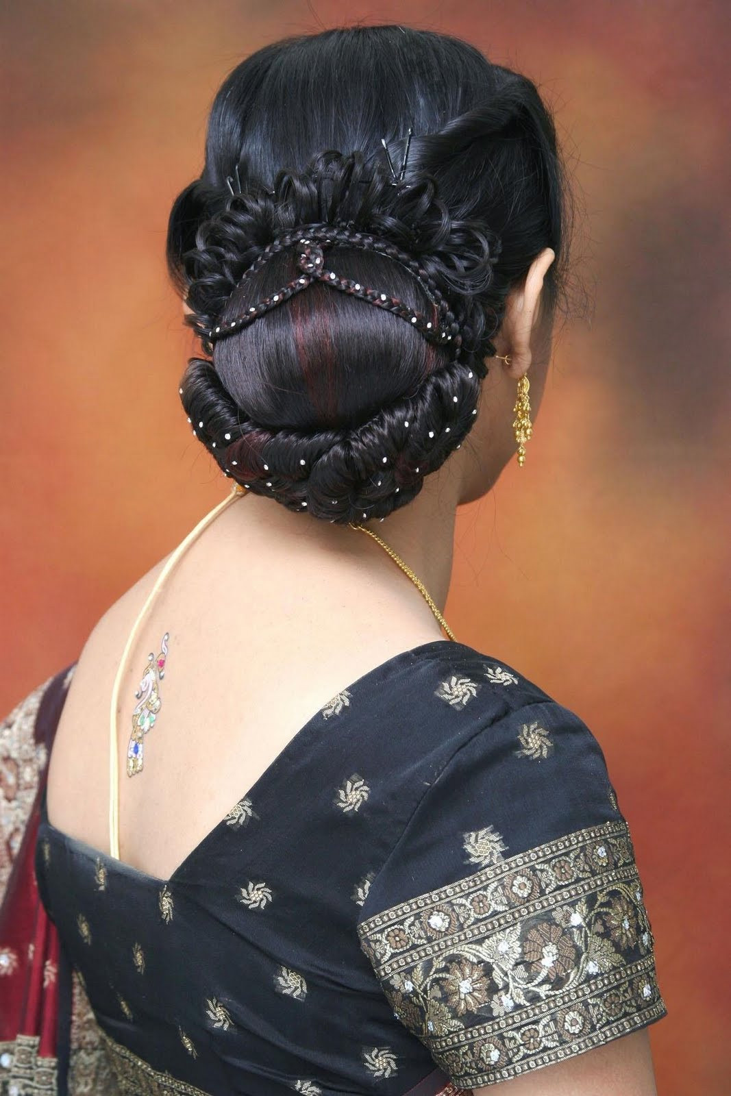 Hairstyles For Indian Brides  Latest Bridal Hairstyle Indian Bridal Wears