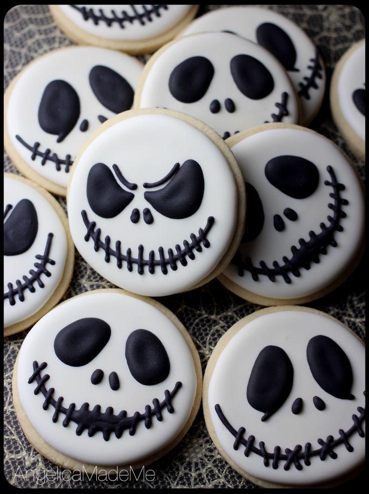 Halloween Cookies Pictures  Halloween Baking Tips