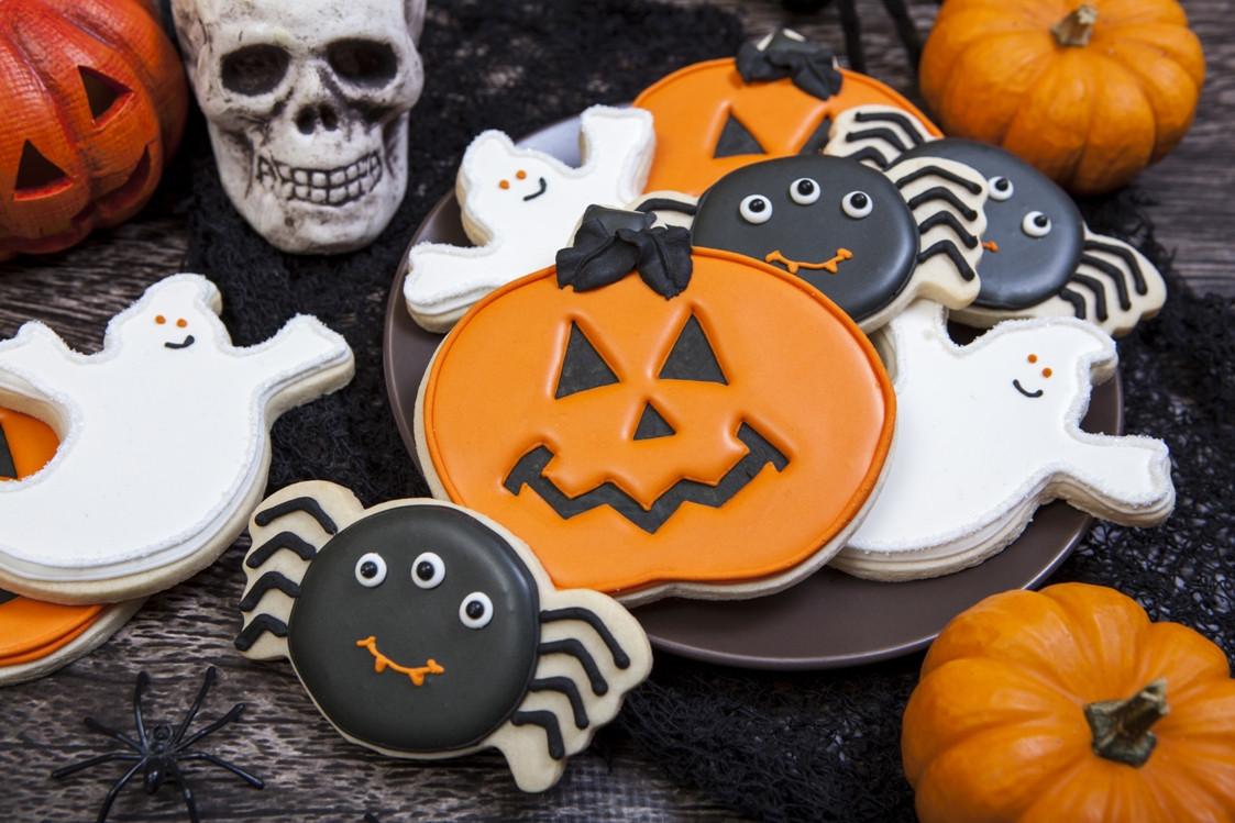 Halloween Cookies Pictures  Halloween Cookie Recipes
