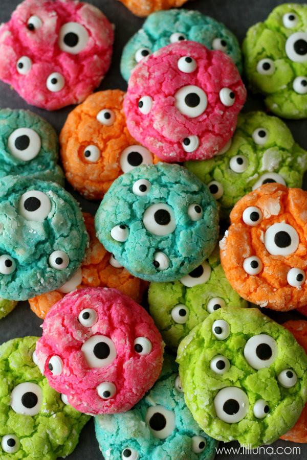 Halloween Cookies Pictures  the Mega List of Easy Halloween Cookies It s Always Autumn