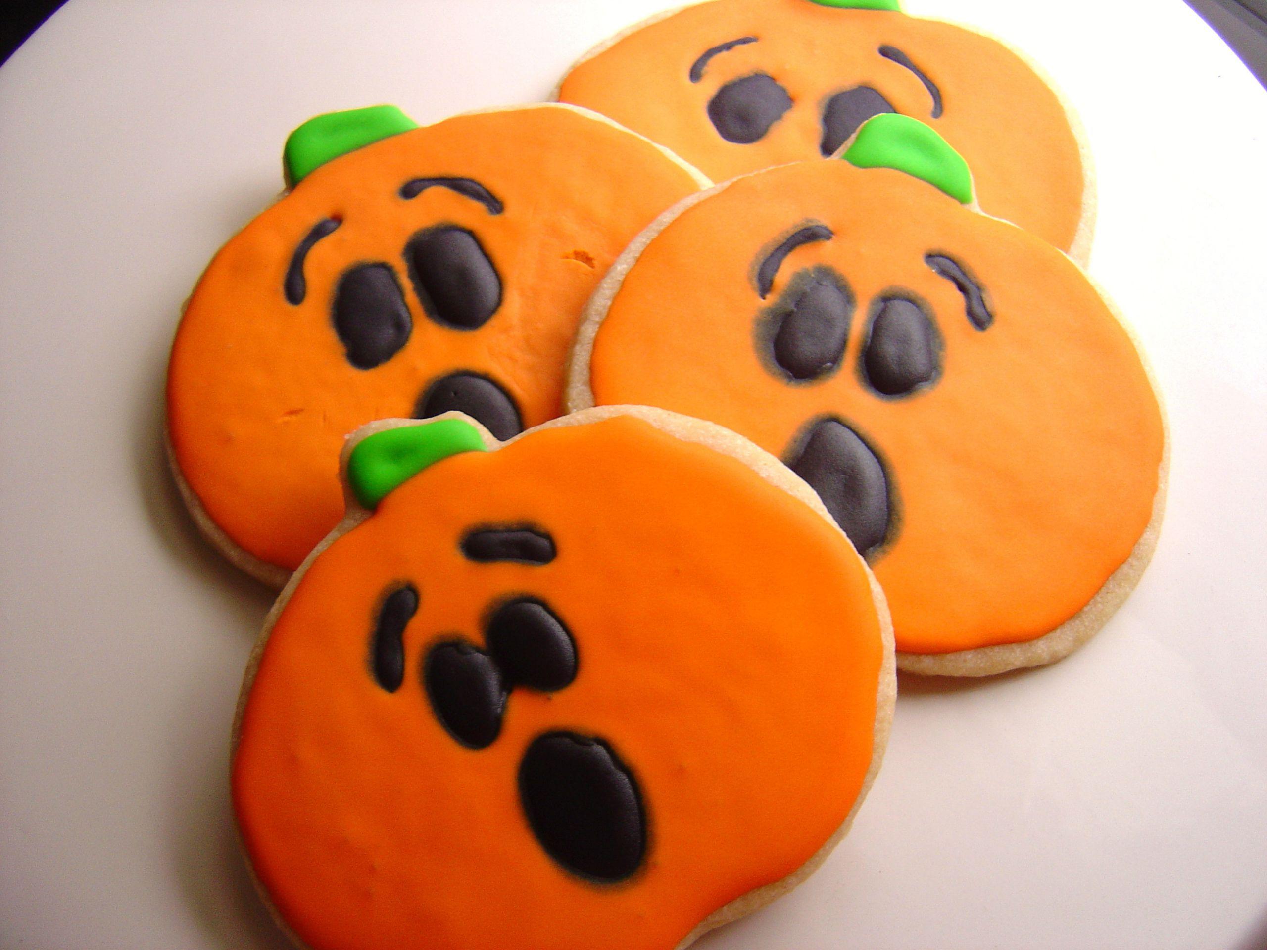 Halloween Cookies Pictures  Cinnamon Sugar Halloween Cookies Smells Like Home