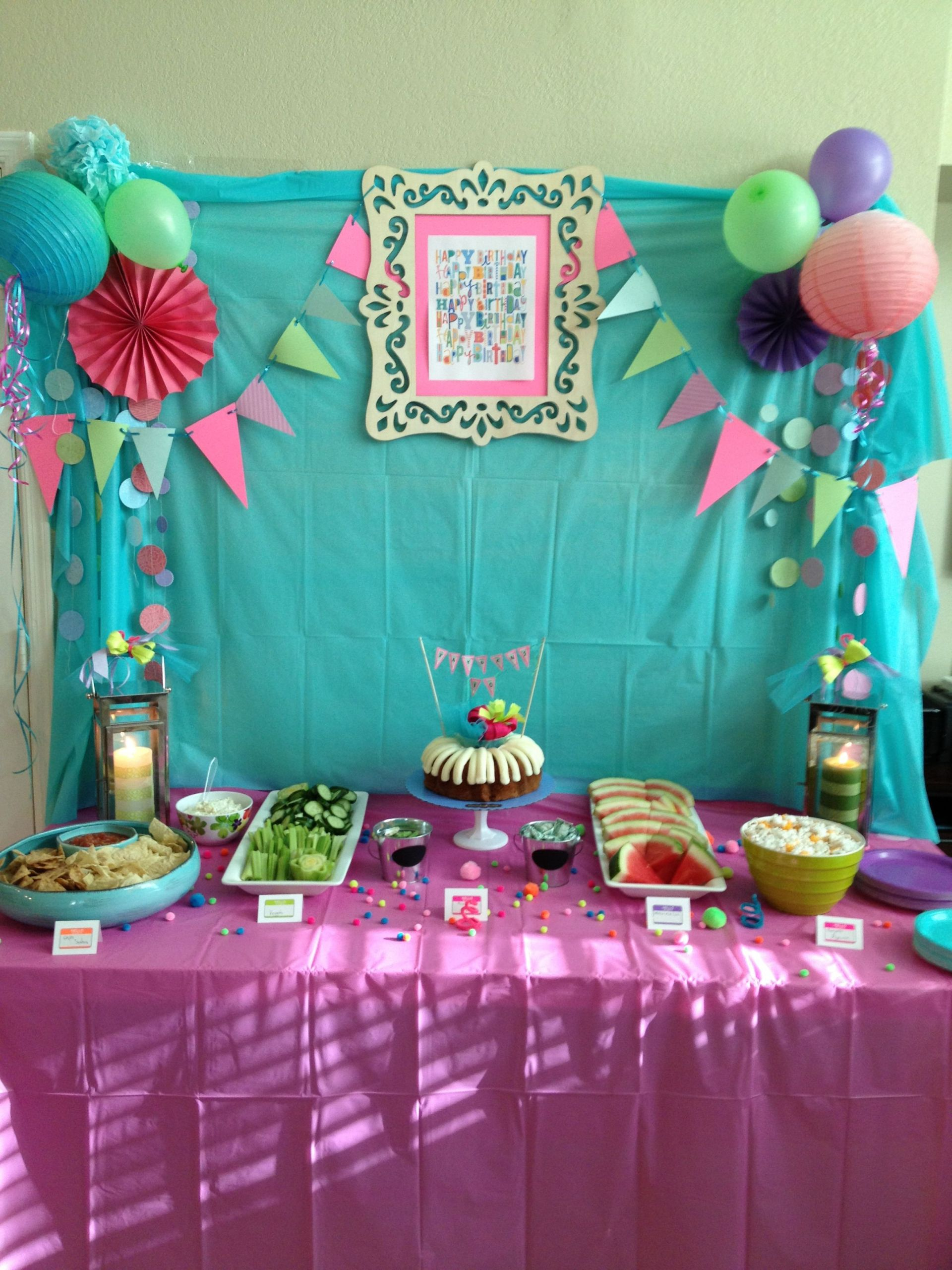 Halloween Party Ideas For 10 Year Olds  10yr old girl party