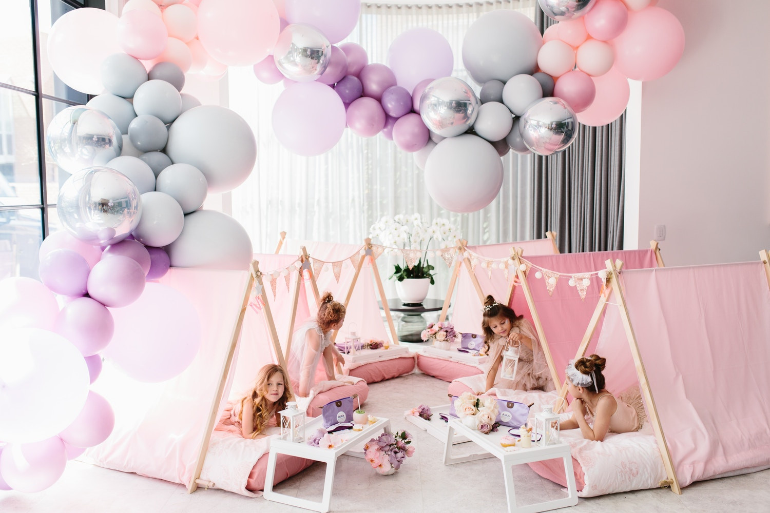 Halloween Party Ideas For 10 Year Olds  Spooky Slumber Party