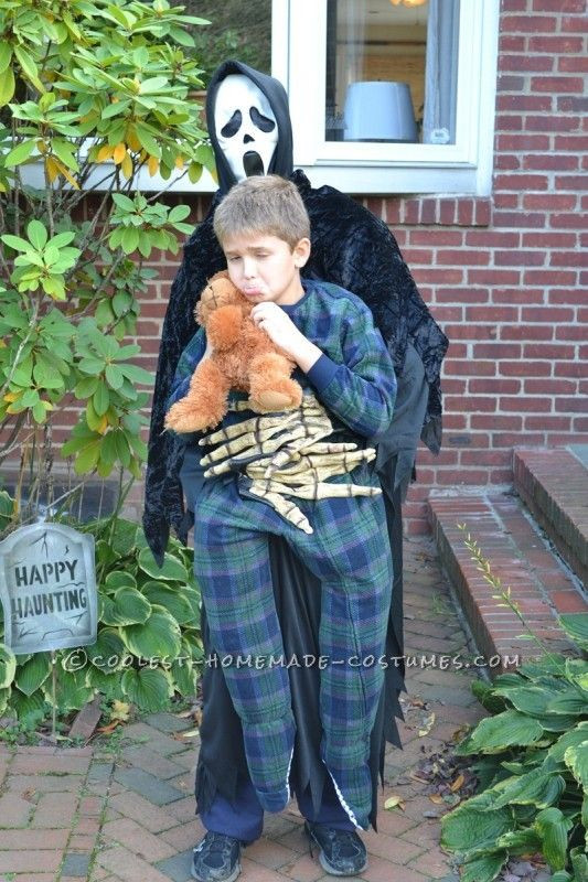 Halloween Party Ideas For 10 Year Olds  Last Minute Abducted by Aliens Halloween Costume for a 10
