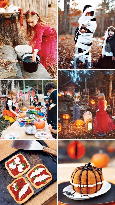 Halloween Themed Kid Party Ideas  Halloween Kids Party Ideas Halloween Ideas