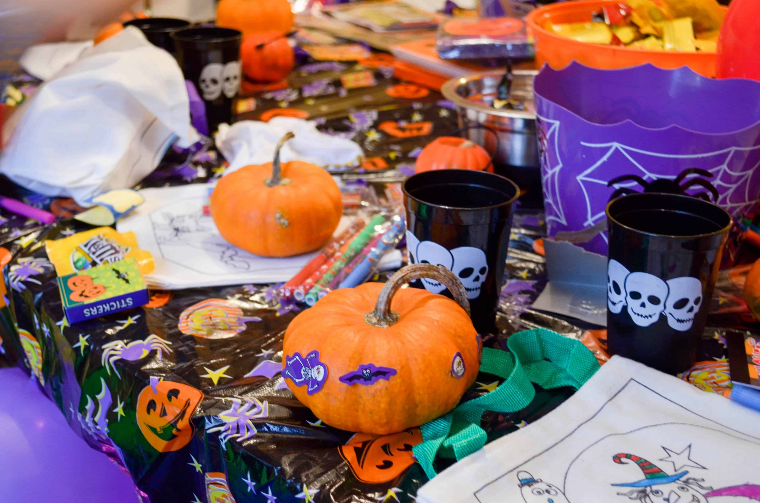 Halloween Themed Kid Party Ideas  How To Throw The Best EVER Halloween Themed Birthday Party