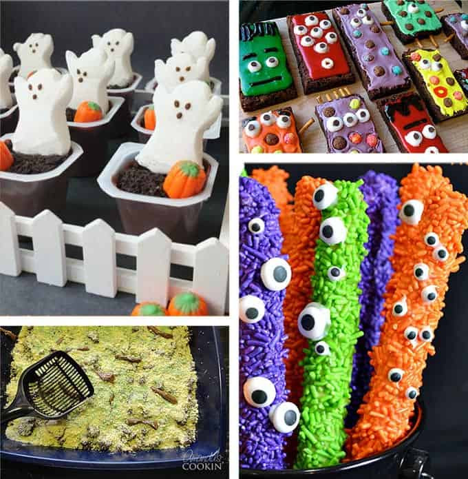 Halloween Themed Kid Party Ideas  37 Halloween Party Ideas Crafts Favors Games & Treats